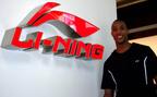 Evan Turner at Li-Ning USA. (PRNewsFoto/Li-Ning Company Limited)