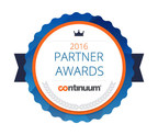 Continuum Honors Sharp Business Systems With Rock Star Partner Award At Navigate 2016
