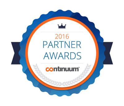 2016 Partner Awards
