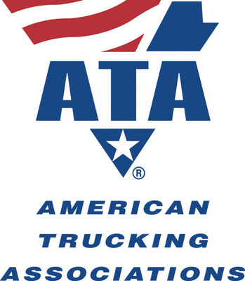 American Trucking Associations logo. (PRNewsFoto/American Trucking Associations)