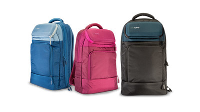 MightyPack is available in three colors.