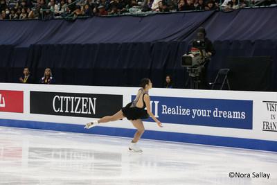 Previous SU Grand Prix of Figure Skating Final at Nora Sallay