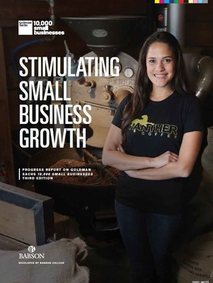 Graduates Of Goldman Sachs 10,000 Small Businesses Program Continue To Outpace National Growth Averages