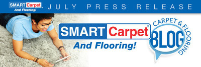 SMART Carpet and Flooring launches home improvement idea blog