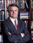 David W. Burcham was inaugurated as 15th president of Loyola Marymount University on Tuesday, March 8, 2011.  (PRNewsFoto/Loyola Marymount University, Jon Rou)