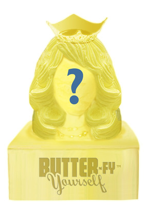 "Butter-Fy Yourself as a Dairy Princess or one of five other ""butterific"" personalities at http://apps.facebook.com/butterfy.  (PRNewsFoto/Midwest Dairy Association)"