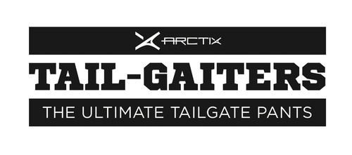 Introducing Arctix Tail-Gaiters: The Ultimate Tailgating Pants. (PRNewsFoto/Alpha 6 Distributions) (PRNewsFoto/ALPHA 6 DISTRIBUTIONS)
