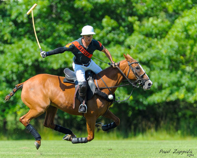 BG Polo & Equestrian Center Signs Deal with Max Secunda to Launch Polo School (PRNewsFoto/BG Capital Group)