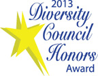 2013 Diversity Council Honors Award logo.  (PRNewsFoto/PRISM International, Inc.)