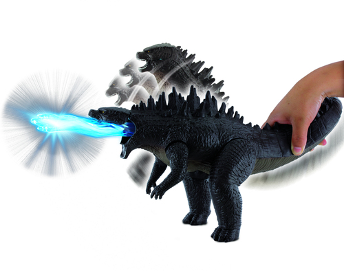 WBCP Master Toy Licensee Bandai offers the Godzilla 2014 Atomic Roar Action Figure. (PRNewsFoto/Warner Bros. Consumer Products)