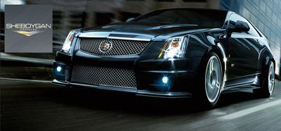 Sheboygan Cadillac offers lease specials in the Fox Valley area.  (PRNewsFoto/Sheboygan Cadillac)
