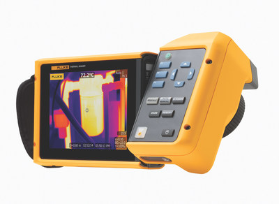 The TiX560 Infrared Camera features a rotating 240-degree lens and the industry's largest 5.7 inch touchscreen, which allow thermographers to easily navigate over, under, and around objects to preview and capture images with ease. The camera is ideal for predictive maintenance, R&D, oil and gas, and utility applications where flexibility and higher resolution are essential.