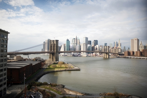 Manhattan, New York, USA. (PRNewsFoto/Alstom)