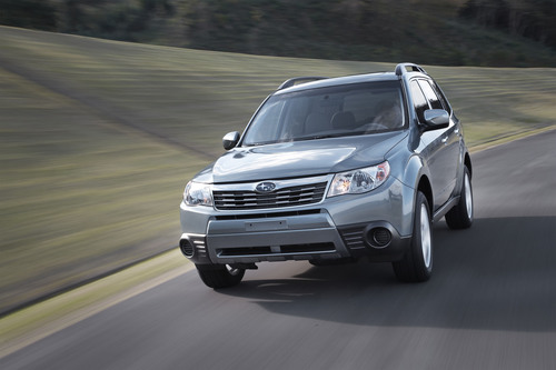 Subaru Wins a Host of 2011 ALG Residual Value Awards