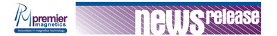 Premier Logo.  (PRNewsFoto/Premier Magnetics)