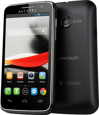 ALCATEL ONE TOUCH Evolve.  (PRNewsFoto/ALCATEL ONE TOUCH)