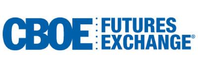 CBOE Futures Exchange logo.  (PRNewsFoto/CBOE)