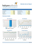 New Advanced Reporting Suite from Halcyon Software Provides Cloud-Based Access in Cross-Platform Environments.  (PRNewsFoto/Halcyon Software Inc.)