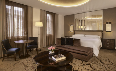 Sheraton Hotels & Resorts Unveils Revamped Sheraton Grand London Park Lane Following Multi-Million Pound Renovation
