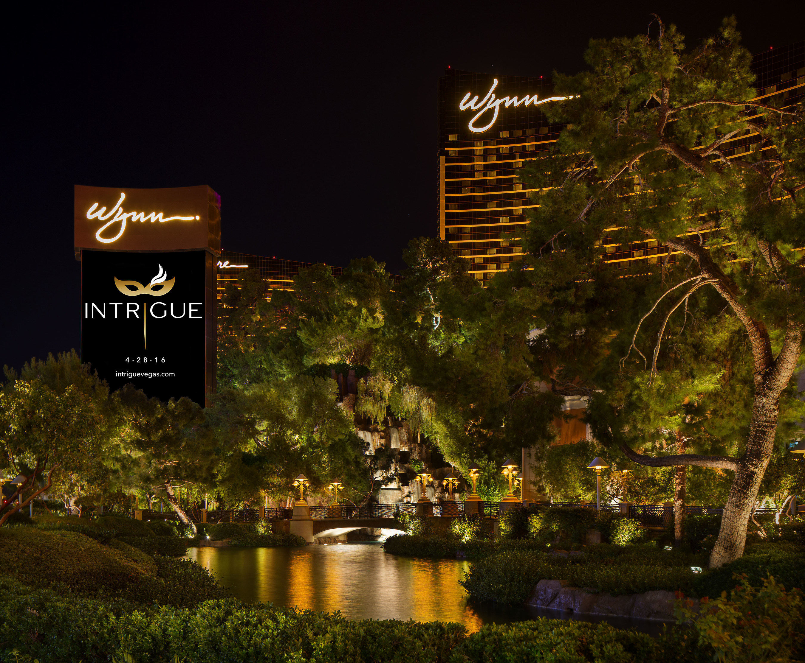 Wynn Las Vegas Announces Intrigue, a New Nightlife Concept Opening April 28, 2016