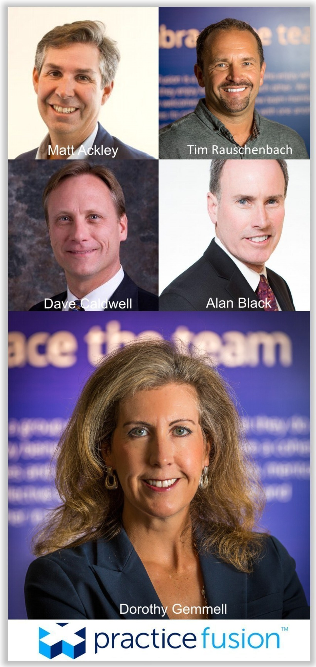 Practice Fusion expands leadership team and board.