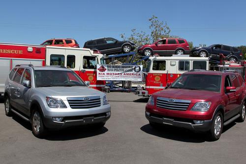 Southern California-based Rio Hondo Regional Truck Academy Receives 26 Donated Kia Vehicles for