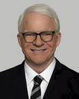 STEVE MARTIN TO RECEIVE 43RD AFI LIFE ACHIEVEMENT AWARD (PRNewsFoto/American Film Institute)