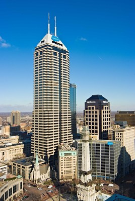 Salesforce Announces Salesforce Tower Indianapolis
