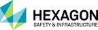 Hexagon Safety & Infrastructure Logo.