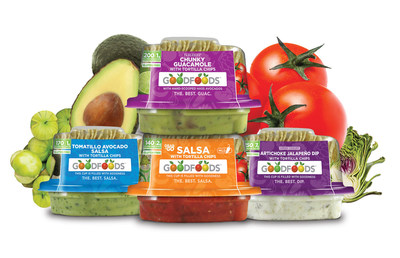 Good Foods Group Introduces New Grab & Go Snack Cups Nationwide!