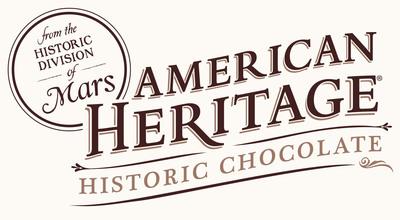 AMERICAN HERITAGE Chocolate Logo