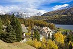Grace Hotels acquires historic La Margna hotel in St. Moritz and plans creation of Grace St. Moritz hotel and residences.