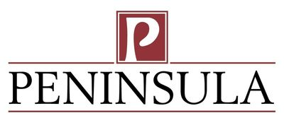 Peninsula Business Services Logo (PRNewsFoto/Peninsula Business Services)