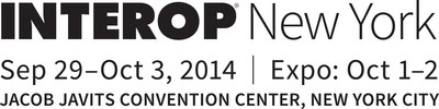 Interop New York - Sept. 29 - Oct. 3 - Javits Convention Center.