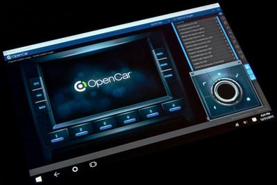 OpenCar Simulator in Windows 10
