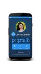 New POPTALK Application to Launch Just in Time for the Holidays Allowing Android Users to Call and Text Their Families in Mexico and Latin America for FREE