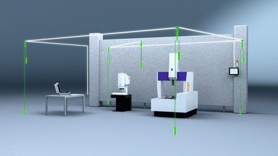 Room temperature management tool from zeiss industrial for Room measurement tool