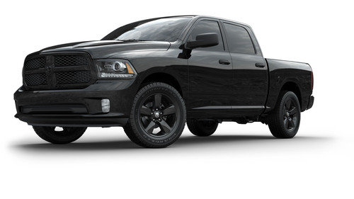 Ram Truck today unveiled the 2013 Ram 1500 Black Express. The Ram Black Express is distinguished by its ...