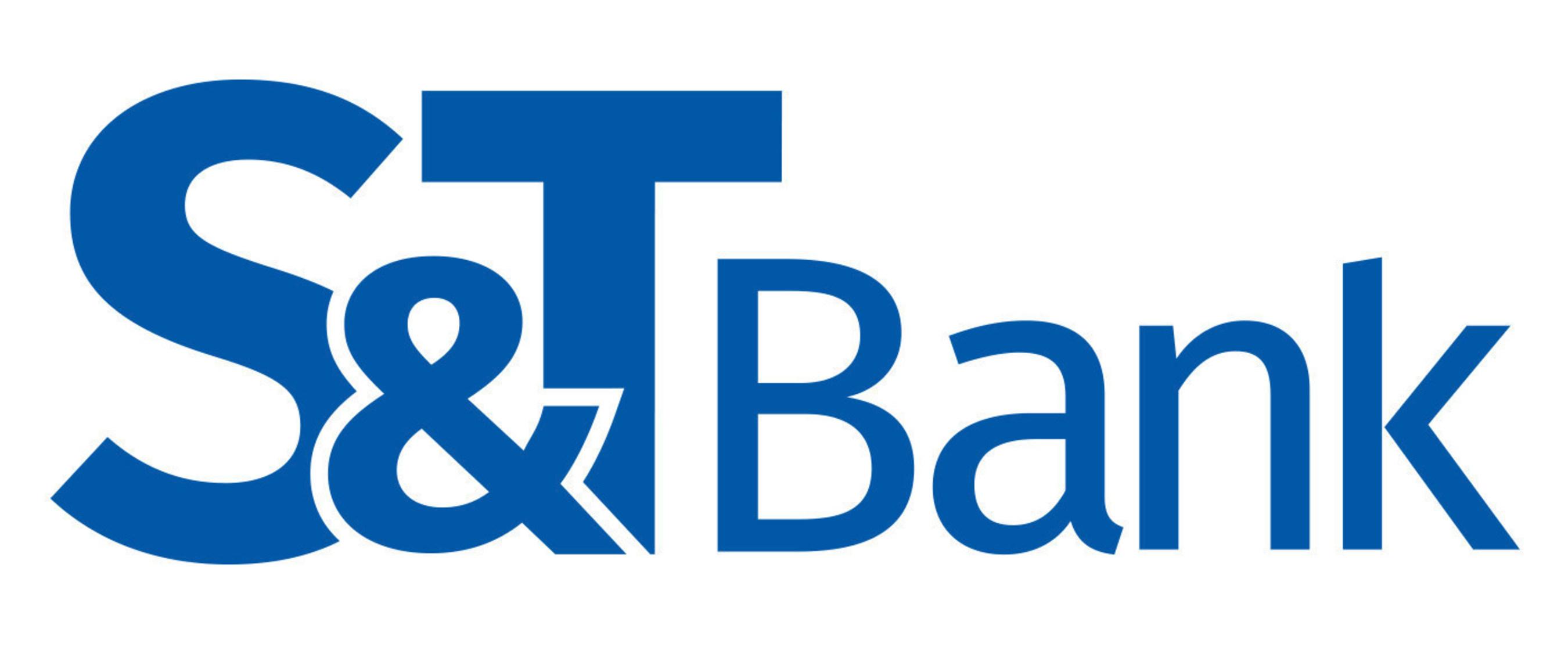 New S&T Bank logo