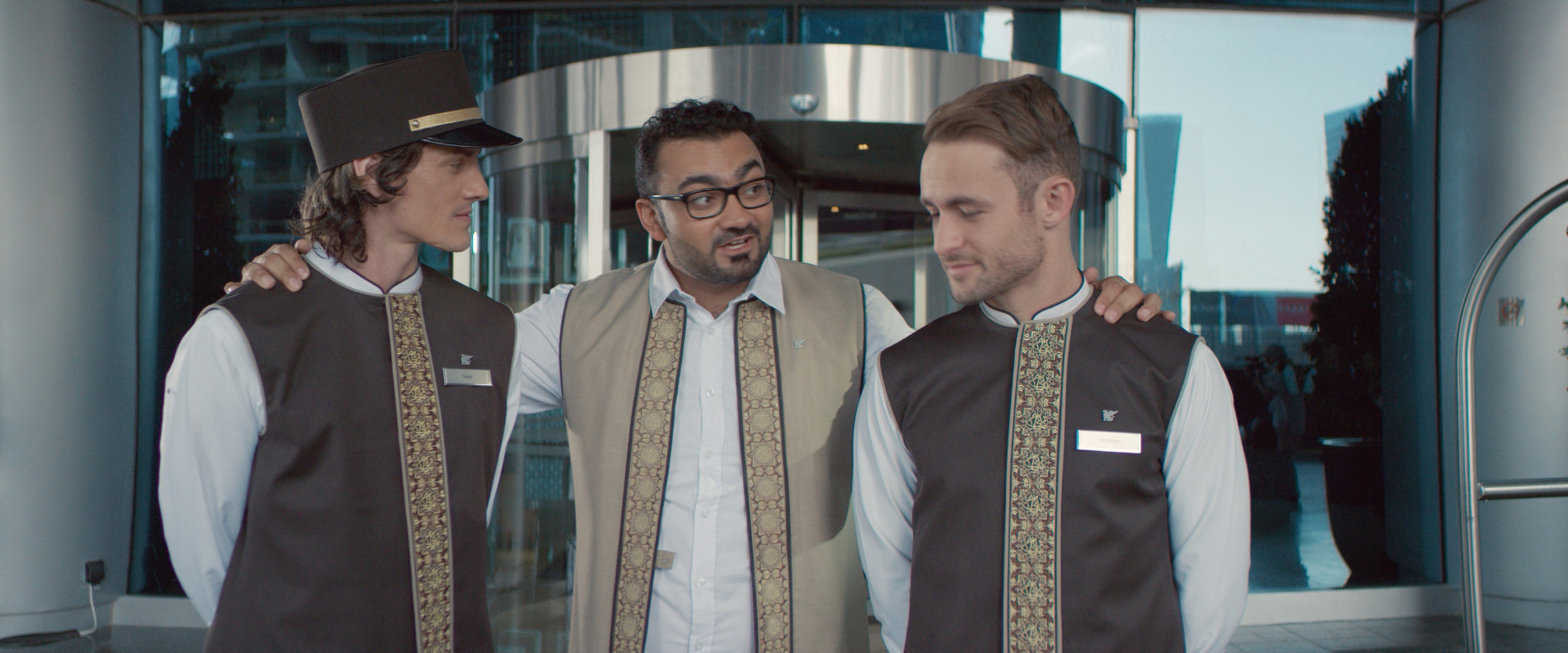 JW Marriott Hotels & Resorts And Marriott Content Studio Release Trailer For Newest Short Film 'Two Bellmen Two'