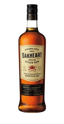 OAKHEART Genuine Spiced Rum