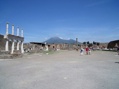 See the British Museum's first-ever exhibit on Pompeii and Herculaneum, then stroll the evocative ruins of Pompeii and sail the Amalfi Coast by gulet, only with Peter Sommer Travels (www.petersommer.com).  (PRNewsFoto/Life and Death in Pompeii and Herculaneum)