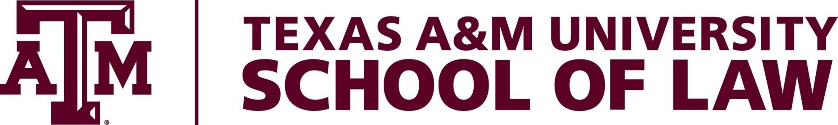Texas A&M University School of Law logo