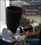 ILO-X flight engineering test unit, designed & built for International Lunar Observatory Association by Moon Express, Inc.  (PRNewsFoto/International Lunar Observatory Association and Moon Express, Inc.)