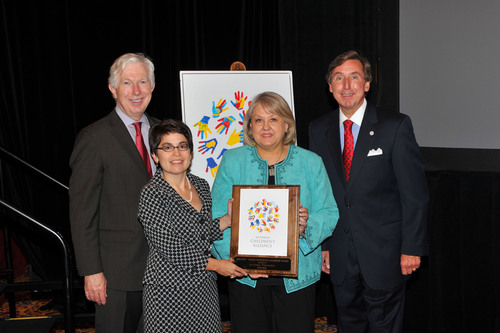 National Children's Alliance Recognizes Outstanding Leaders in the Children's Advocacy Center