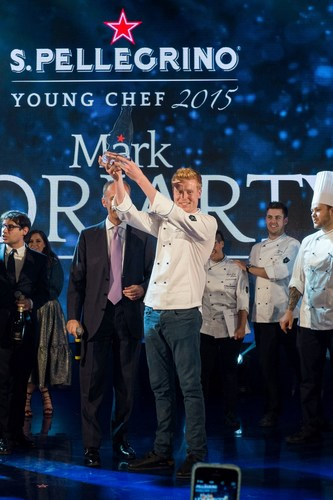S.PELLEGRINO YOUNG CHEF 2016 - S.Pellegrino announces its new search for the best Young Chef of the World (PRNewsFoto/S.Pellegrino) (PRNewsFoto/S.Pellegrino)