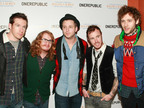 OneRepublic & The Big Pony Fragrance Collection Bring Sound, Cinema And Digital Technology To The 2011 Sundance Film Festival. (PRNewsFoto/Ralph Lauren Fragrances)