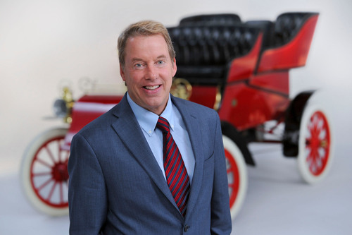 World's Oldest Ford Vehicle Returns Home to Kick Off Henry Ford 150th Celebration in 2013