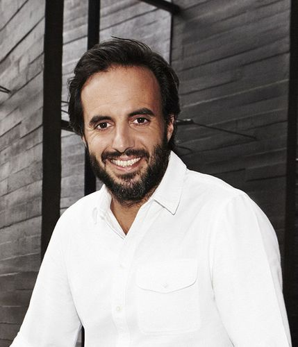 Jose Neves, CEO and founder of Farfetch (PRNewsFoto/Farfetch)