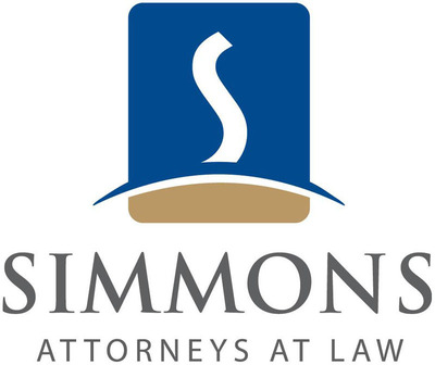 The Simmons Firm is a national leader in pharmaceutical legal matters. Headquartered in Alton, Ill., with offices in Illinois, Missouri and California, the firm has represented thousands of patients and families affected by dangerous drugs throughout the country. The Simmons Firm has pledged nearly $20 million to cancer research. Additionally, the firm focuses on intellectual property litigation, mesothelioma lawsuits, and contingent fee commercial litigation. For more information, visit http://www.simmonsfirm.com.  (PRNewsFoto/Simmons Browder Gianaris Angelides & Barnerd LLC)